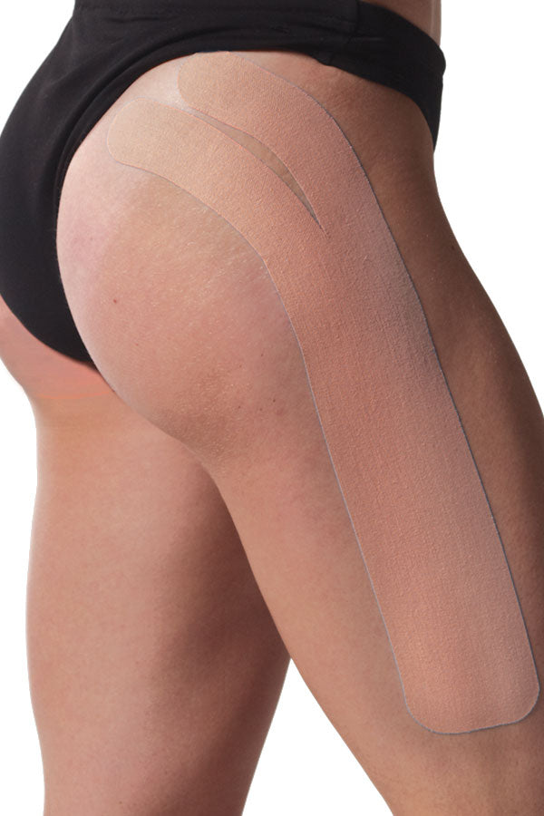 SpiderTech Hip Spider Precut Tape Clinic Pack (10), Specify Colour