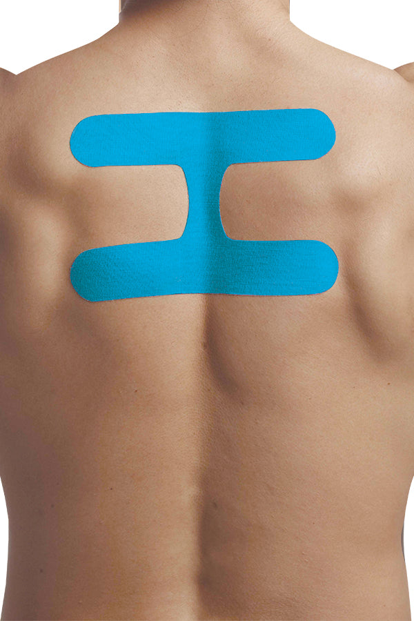 SpiderTech Postural Spider Precut Tape Clinic Pack (10), Specify Colour