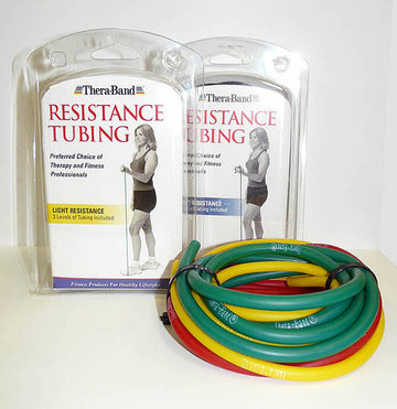 Exercise Tubing Retail Kit