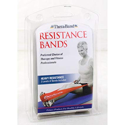 Therband Exercise Band Retail Kit