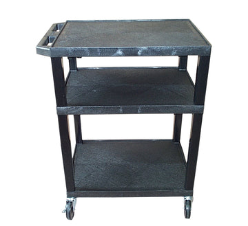 "34"" Tuffy Cart-3 Shelf"