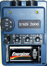 EMS 2000 Muscle Stimulator