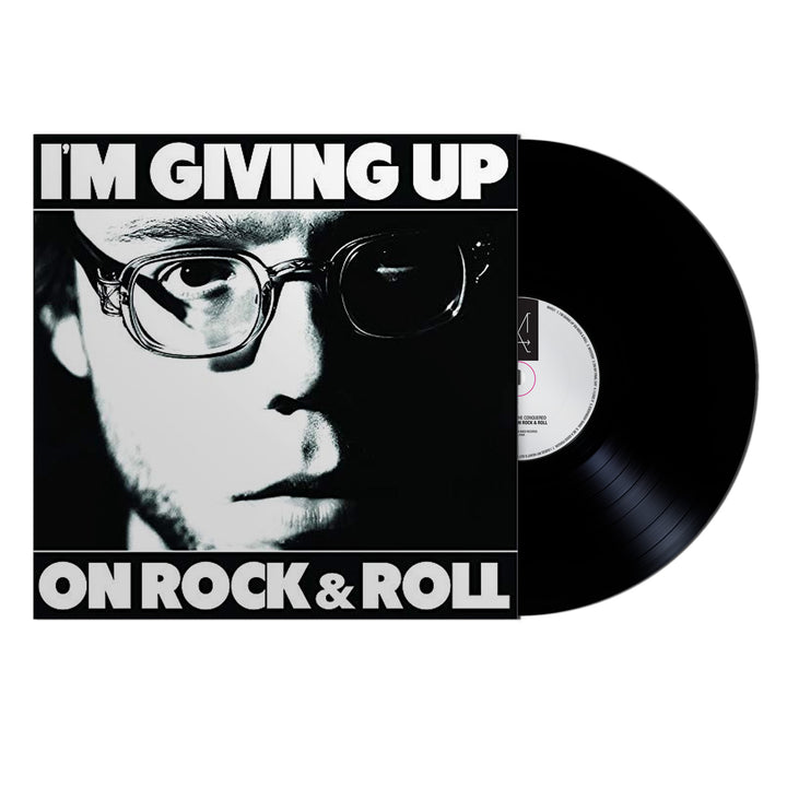 I'm Giving Up on Rock & Roll Vinyl LP by Christopher the Conquered
