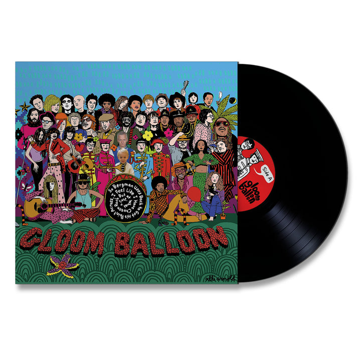 Gloom Balloon - So Bergman Uses Bach... [VINYL]