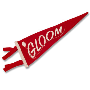 Gloom Balloon - Oxford Pennant