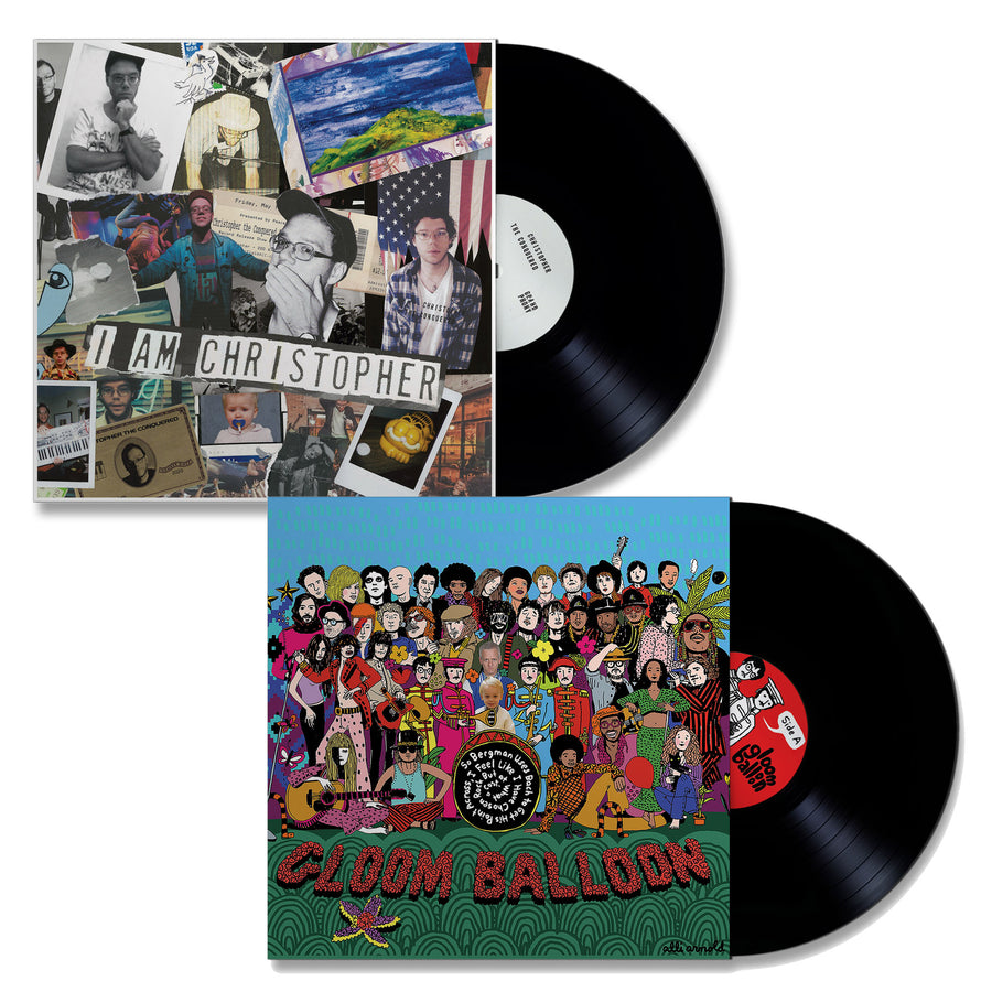 Christopher the Conquered + Gloom Balloon [VINYL BUNDLE]