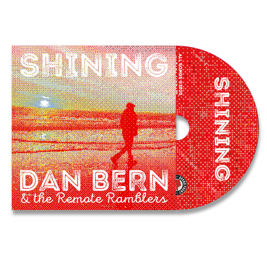 Dan Bern Shining [CD]