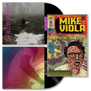 Mike Viola - Godmuffin + The American Egypt [Vinyl + Poster]