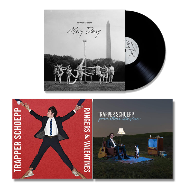 Trapper Schoepp Vinyl Bundle [LP]