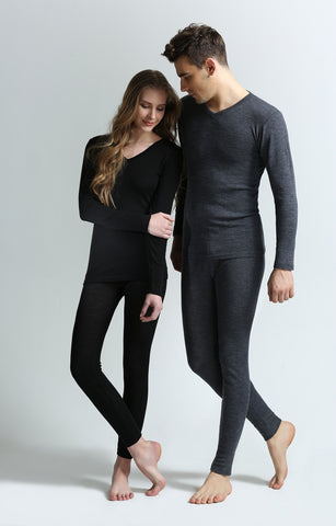 thermal underwear for couple