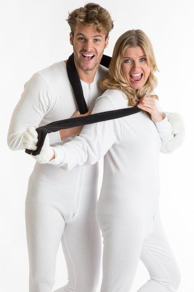 White Thermal Wear