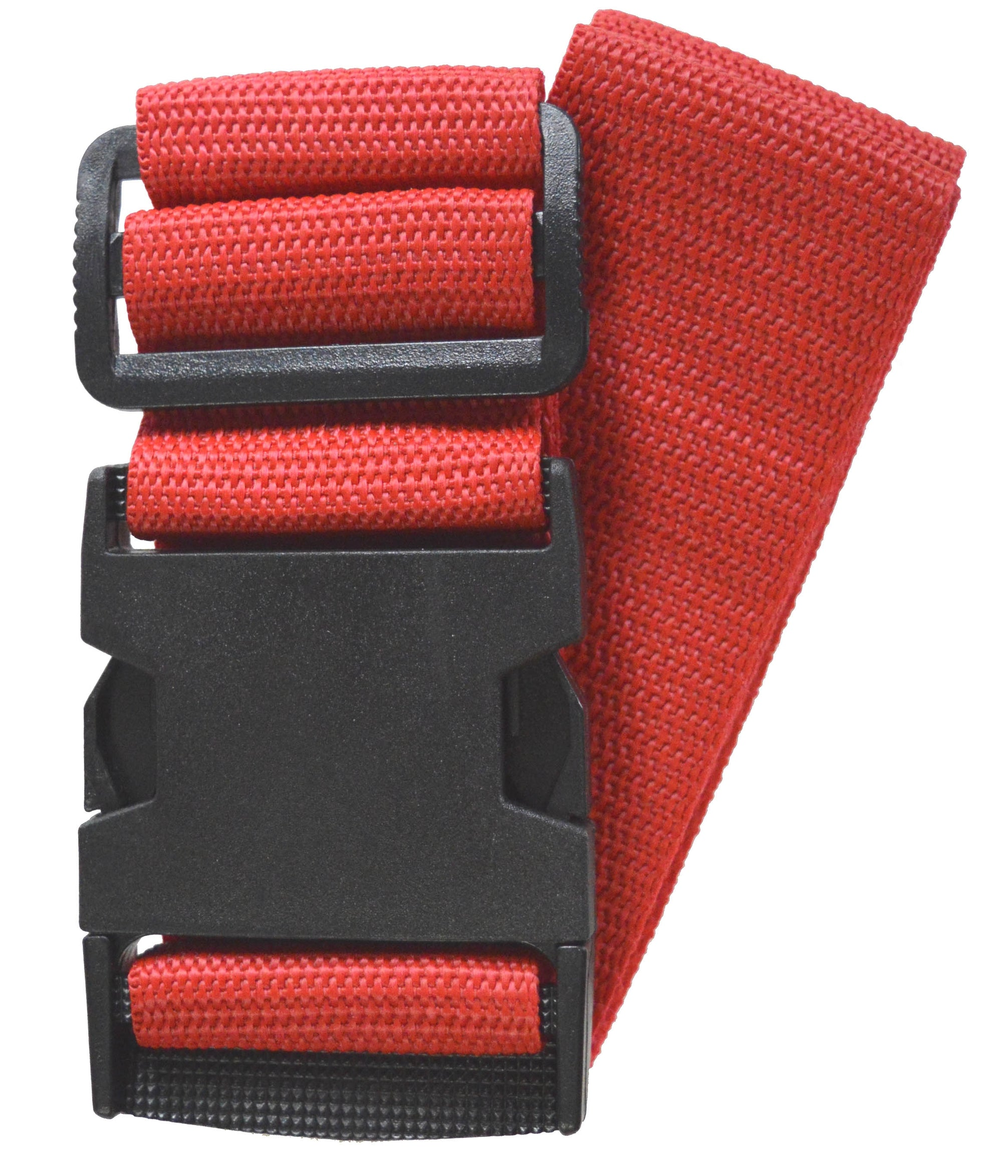 Red Travel Luggage Strap