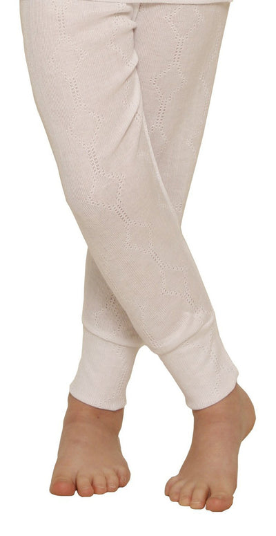 RP Collections British Made Bargin Girls Thermal Long Pants