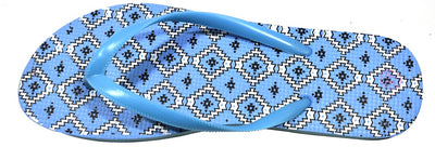 Diamonds Design-Blue