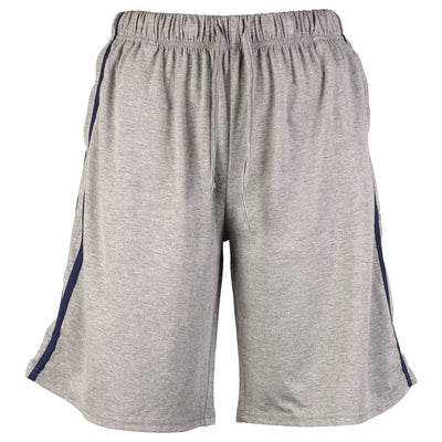 OCTAVE Mens 100% Cotton Jersey Summer Lounge Shorts / Pants With Pockets
