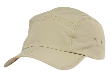 OCTAVE Mens Folding Peak Baseball Cap - Ideal Sports Fishing Golf Festival Hat