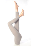 Ladies Heat Holders Thermal Leggings Grey