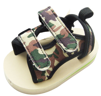 MABINI Baby Boys Army Style Canvas Summer