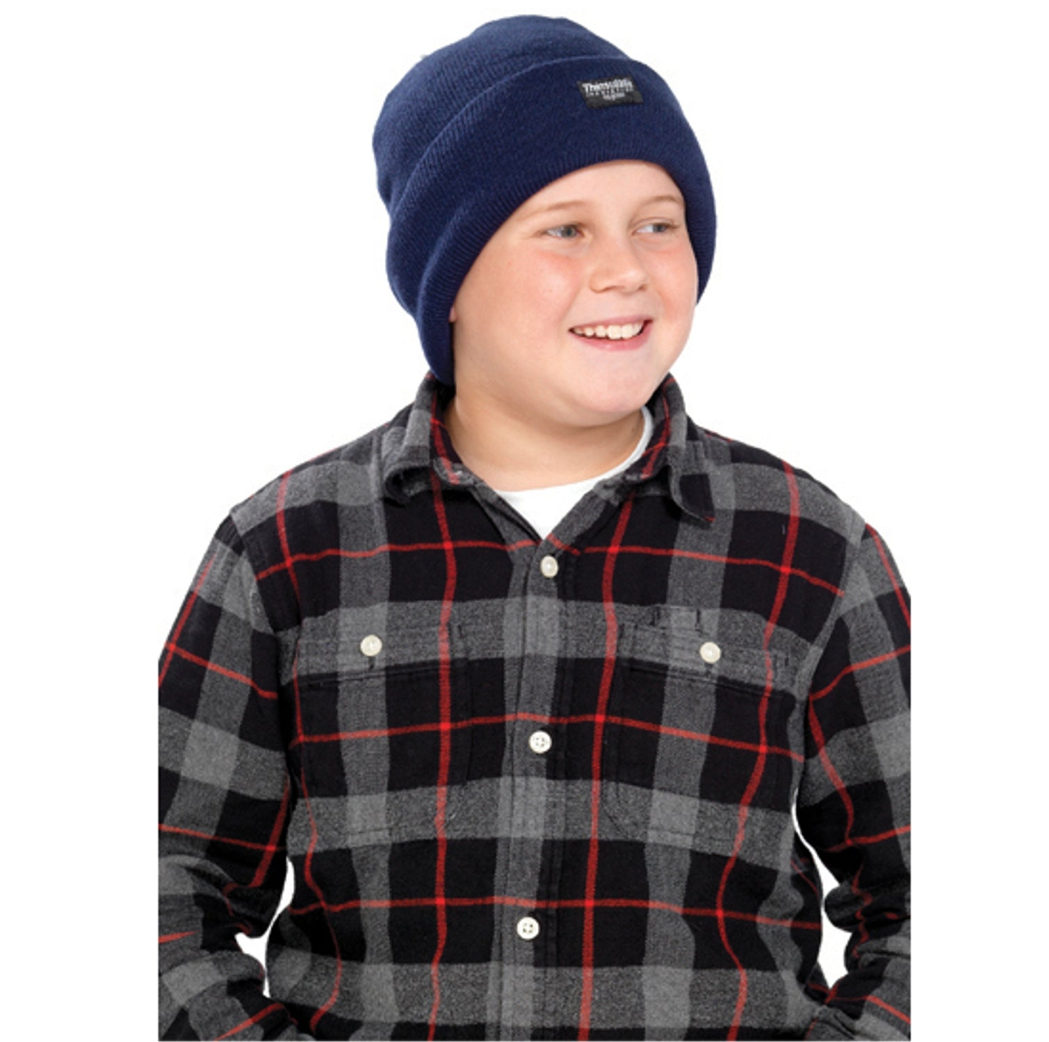 Octave Boys Thermal Thinsulate Hat - The Original Warmth Without Bulk