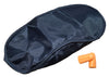 OCTAVE Holiday Essentials Travel Eye Mask / Sleeping Mask & Ear Plugs Set