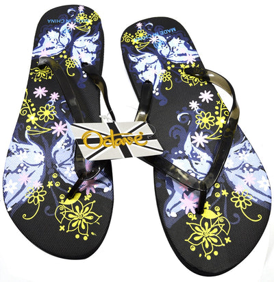 Butterfly Design-Black