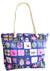 London design ladies beach tote handbag