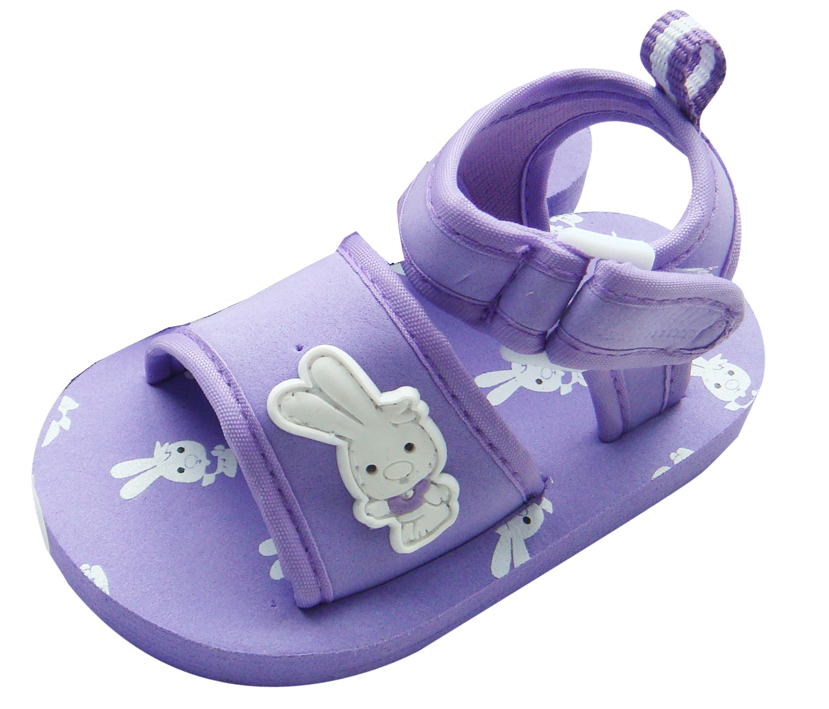 MABINI Baby Girls Bunny Rabbit Design Summer Eva Sandals