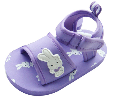 MABINI Baby Girls Bunny Rabbit Sandals