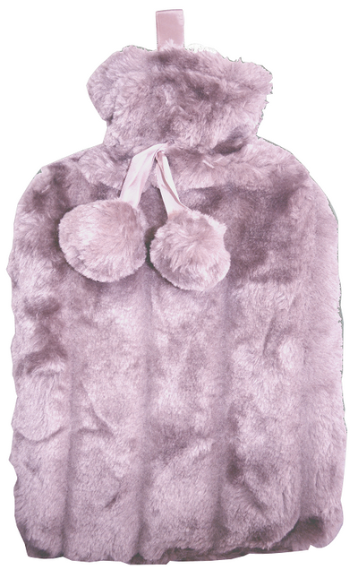 Violet Hot Water Bottle