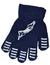 OCTAVE Boys Football Design Magic Gripper Gloves - Various Colours