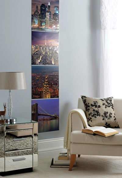 Decorative Printed Wall Art Tranquil New York