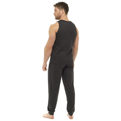 Dark Grey Marl - Back View