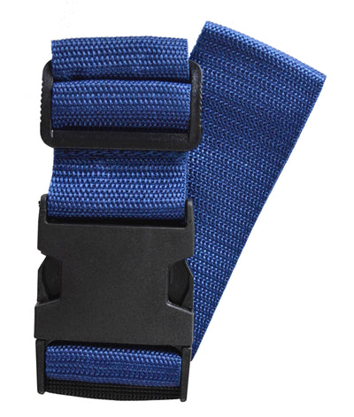Blue Travel Luggage Strap