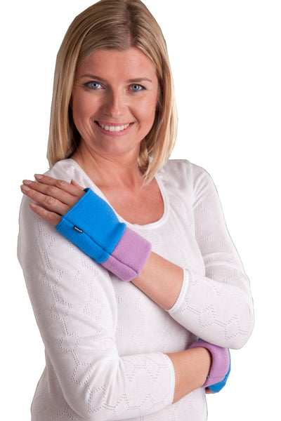 OCTAVE Ladies Finger-less Gloves/Wrist Warmers