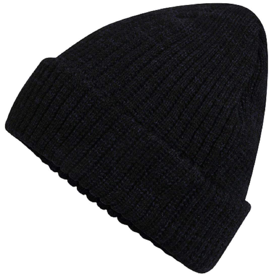 Octave® Mens Chunky Knit Thermal Hat - Navy