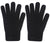 Octave® Ladies Luxury Chenille Thermal Gloves - Black