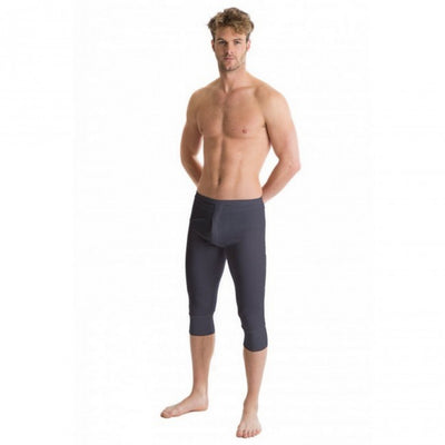 RP Collections® Mens Extra Warm British Made Thermal Underwear 3/4 Length Long John