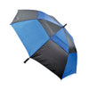 OCTAVE Unisex Wind Resistant Double Canopy 2 Tone Colour Golf / Walking Umbrella