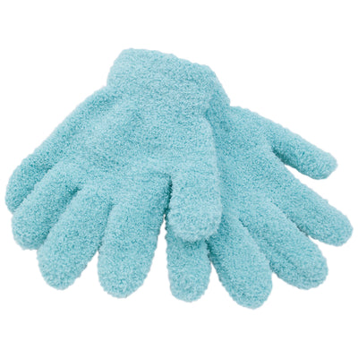 OCTAVE Girls Soft & Fluffy Warm Thermal Magic Gloves
