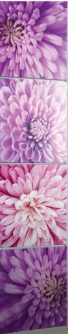 Decorative Printed Wall Art Panels Crysanther