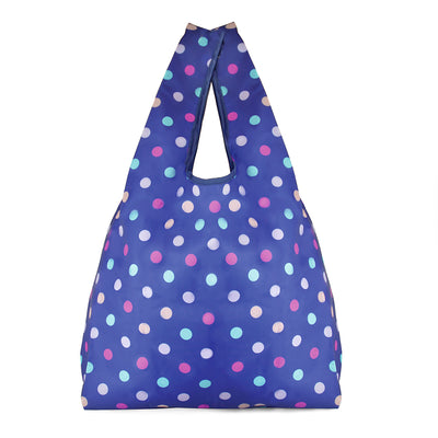 OCTAVE Shopping Solutions - Foldable Reusable Printed Shopping Grocery Bag