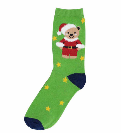 OCTAVE Kids Cotton Rich Funky Colourful Novelty Design Festive Christmas Socks