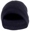 OCTAVE Mens Thinsulate Thermal Lined Winter Turn Up Beanie Hat