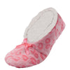 OCTAVE Ladies Super Soft Cosy Sherpa Lined Ballerina Slippers With Grip Soles