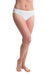 Passionelle Womens Designer High Leg Knickers Bikini Briefs - Box of 3