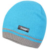 Octave Ladies Striped Acrylic Thinsulate Beanie Hat