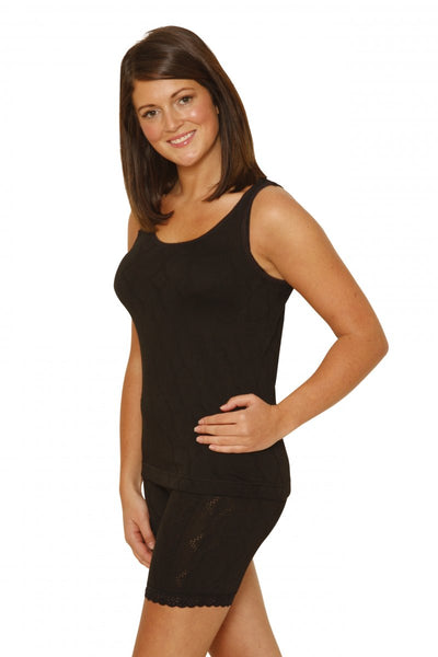 Octave® Womens Thermal Underwear Sleeveless Vest