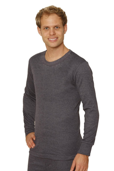 Octave® Mens Thermal Underwear Long-Sleeve Top