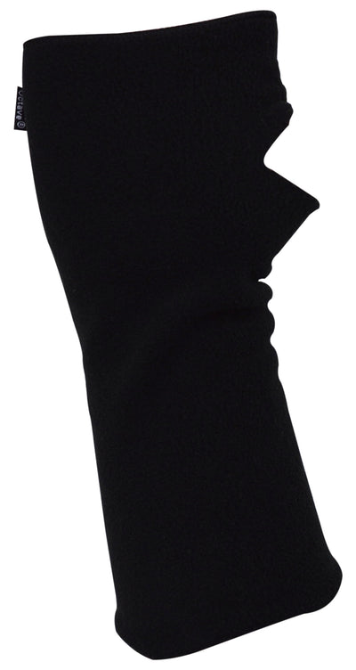 Octave® Unisex Wrist Warmers Fingerless Gloves Regular Length - Keep Your Hands Warm and Fingers