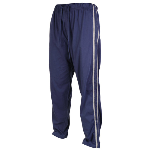 OCTAVE Mens 100% Cotton Jersey Summer Loungewear Pants